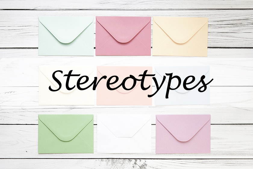 Role of stereotypes with intercultural relations