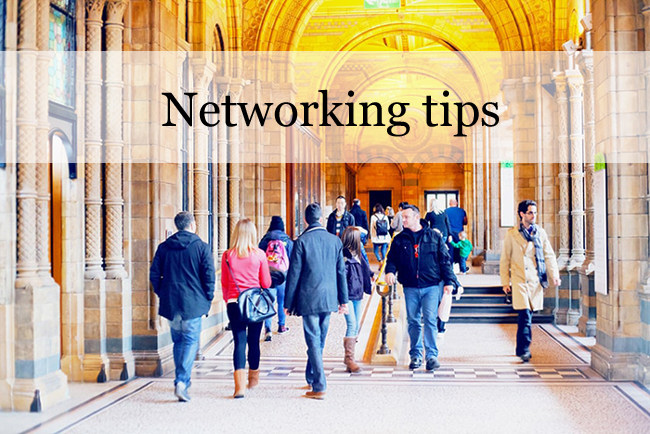 Networking tips for global professionals